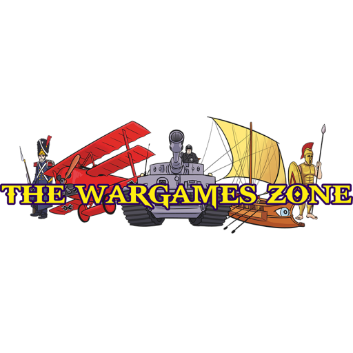 The Wargames Zone – Wargaming by Simon Hall